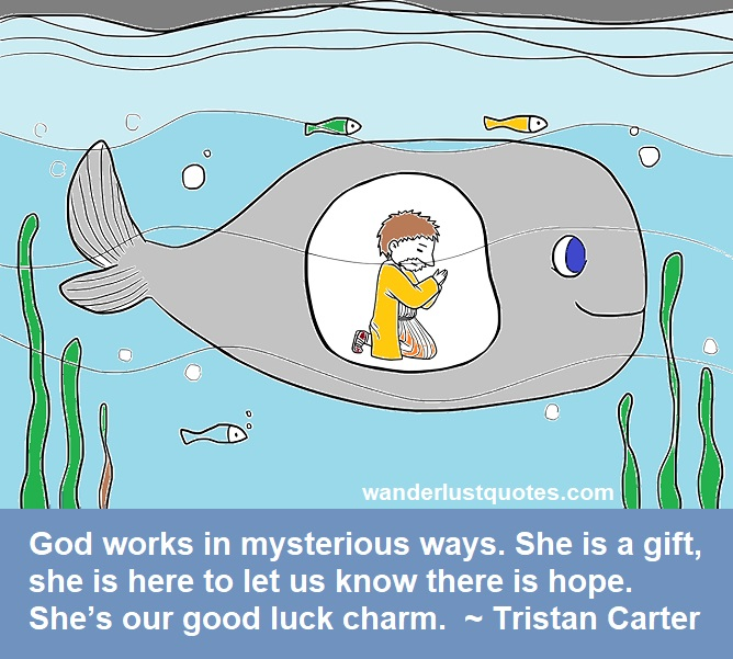 bible story luck quotes