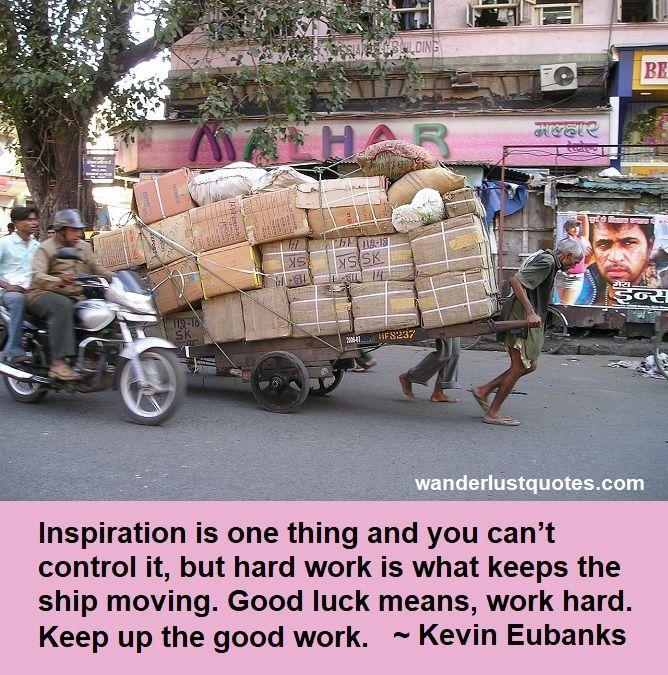 worker luck