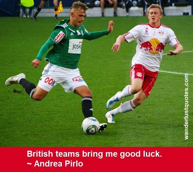 soccer luck